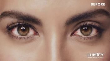 Lumify Eye Drops TV Spot, 'Amazing Looking Eyes: Allure'