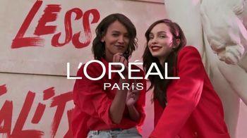 L'Oreal Paris Cosmetics Rouge Signature TV Spot, 'Sign Your Lips' Featuring Luma Grothe