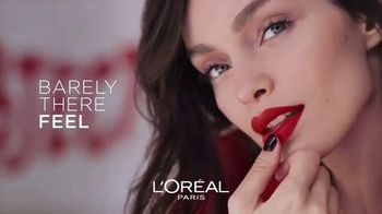 L'Oreal Paris Cosmetics Rouge Signature TV Spot, 'Sign Your Lips' Featuring Luma Grothe - Thumbnail 7
