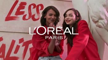 L'Oreal Paris Cosmetics Rouge Signature TV Spot, 'Sign Your Lips' Featuring Luma Grothe
