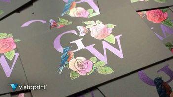 Vistaprint TV Spot, 'Own The Now: tarjetas de presentación 2020' canción de Norman
