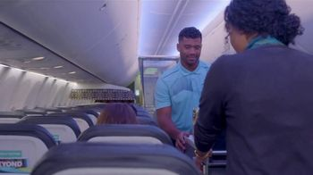 Alaska Airlines TV Spot, 'Flight Training 101 With Our CFO' Featuring Russell Wilson - Thumbnail 2