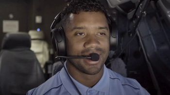 Alaska Airlines TV Spot, 'Flight Training 101 With Our CFO' Featuring Russell Wilson - Thumbnail 5