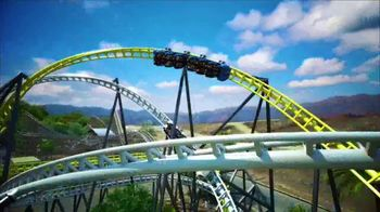 Six Flags Magic Mountain TV Spot, 'West Coast Racers: Save Up to $30' Feat. Ryan Friedlinghaus - Thumbnail 6