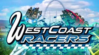 Six Flags Magic Mountain TV Spot, 'West Coast Racers: Save Up to $30' Feat. Ryan Friedlinghaus - Thumbnail 3