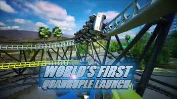 Six Flags Magic Mountain TV Spot, 'West Coast Racers: Save Up to $30' Feat. Ryan Friedlinghaus - Thumbnail 5