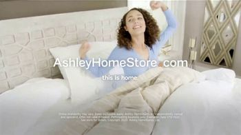 Ashley HomeStore Sale & Clearance Mattress Event TV Spot, 'Next Day Delivery' - Thumbnail 7