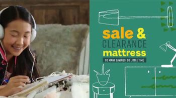 Ashley HomeStore Sale & Clearance Mattress Event TV Spot, 'Next Day Delivery' - Thumbnail 2