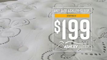 Ashley HomeStore Sale & Clearance Mattress Event TV Spot, 'Next Day Delivery' - Thumbnail 4