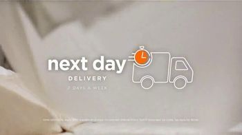 Ashley HomeStore Sale & Clearance Mattress Event TV Spot, 'Next Day Delivery' - Thumbnail 5