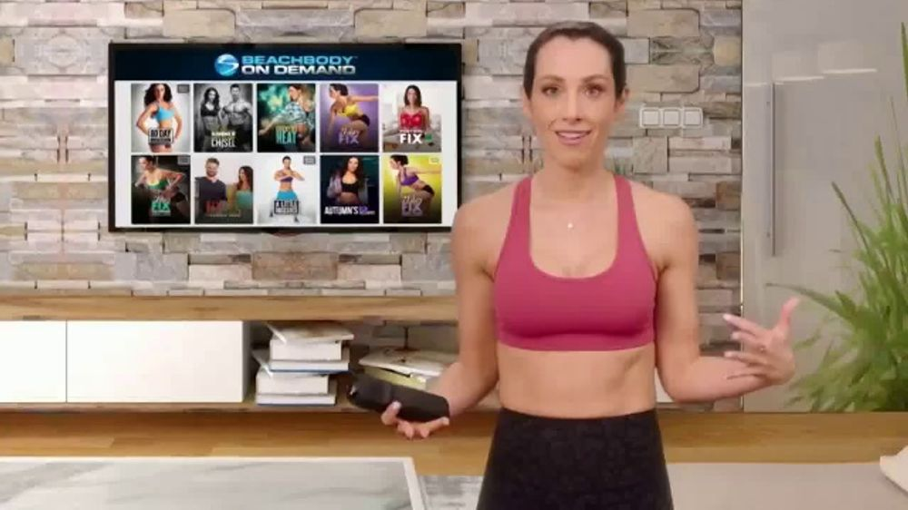Beachbody On Demand Tv Commercial Free Workouts Ispot Tv