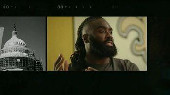 NFL TV Spot, 'Influence, Impact, Inspire Change' Featuring Demario Davis - Thumbnail 5