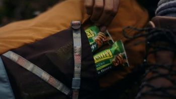 Nature Valley Crunchy Granola Bars TV Spot, 'Keeps You Out There' Song by Dalton Day - Thumbnail 1