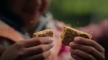 Nature Valley Crunchy Granola Bars TV Spot, 'Keeps You Out There' Song by Dalton Day - Thumbnail 4