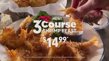 Red Lobster 3-Course Shrimp Feast TV Spot, 'Build Your Perfect Feast' - Thumbnail 7