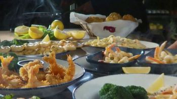 Red Lobster 3-Course Shrimp Feast TV Spot, 'Build Your Perfect Feast' - Thumbnail 3