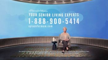 A Place For Mom TV Spot, 'Don't Do It Alone' Featuring Joan Lunden - Thumbnail 7