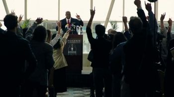 Nugenix Total-T TV Spot, 'Press Conference: Free Nugenix Thermo' Featuring Frank Thomas - Thumbnail 1