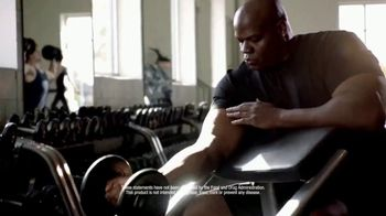 Nugenix Total-T TV Spot, 'Press Conference: Free Nugenix Thermo' Featuring Frank Thomas
