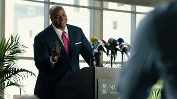 Nugenix Total-T TV Spot, 'Press Conference: Free Nugenix Thermo' Featuring Frank Thomas - Thumbnail 5