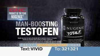Nugenix Total-T TV Spot, 'Press Conference: Free Nugenix Thermo' Featuring Frank Thomas - Thumbnail 7