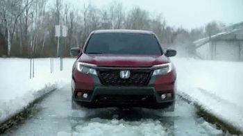 Honda Passport TV Spot, '38 Below' [T1] - Thumbnail 4