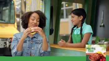 Morningstar Farms Original Veggie Sausage Patties TV Spot, 'Made From Plants. Kid Approved.'