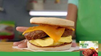 Morningstar Farms Original Veggie Sausage Patties TV Spot, 'Made From Plants. Kid Approved.' - Thumbnail 4