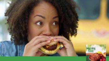 Morningstar Farms Original Veggie Sausage Patties TV Spot, 'Made From Plants. Kid Approved.' - Thumbnail 5