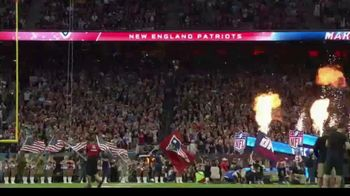 NFL 100 TV Spot, 'Experiences of a Lifetime: Launch the Confetti' - Thumbnail 1