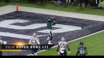NFL 100 TV Spot, 'Experiences of a Lifetime: Launch the Confetti' - Thumbnail 4