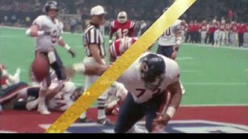 NFL 100 TV Spot, 'Experiences of a Lifetime: Launch the Confetti' - Thumbnail 8