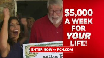 Publishers Clearing House TV Spot, '$5,000 a Week: Last Chance Forever' Featuring Steve Harvey - Thumbnail 4