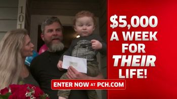 Publishers Clearing House TV Spot, '$5,000 a Week: Last Chance Forever' Featuring Steve Harvey - Thumbnail 5
