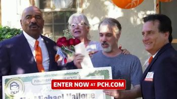 Publishers Clearing House TV Spot, '$5,000 a Week: Last Chance Forever' Featuring Steve Harvey - Thumbnail 6