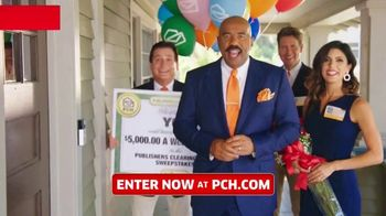 Publishers Clearing House TV Spot, '$5,000 a Week: Last Chance Forever' Featuring Steve Harvey - Thumbnail 8