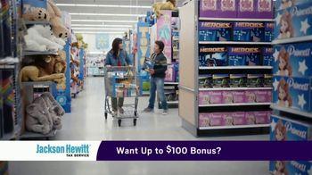 Jackson Hewitt TV Spot, 'Walmart: Shopping Overload' - Thumbnail 2