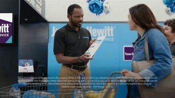 Jackson Hewitt TV Spot, 'Walmart: Shopping Overload' - Thumbnail 6