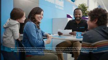 Jackson Hewitt TV Spot, 'Walmart: Shopping Overload' - Thumbnail 9