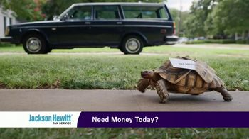 Jackson Hewitt TV Spot, 'Turtle Refund Advance' - Thumbnail 2