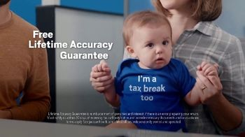 Jackson Hewitt TV Spot, 'Twins: Lifetime Accuracy Guarantee' - Thumbnail 6