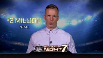 NBC Sports Network Sunday Night 7 TV Spot, 'Predictor App: Every Contest' Featuring Chris Simms