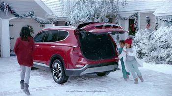 Hyundai Holidays Sales Event TV Spot, 'Lawn Mower' [T2] - Thumbnail 1