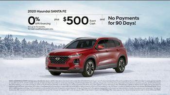Hyundai Holidays Sales Event TV Spot, 'Lawn Mower' [T2] - Thumbnail 6