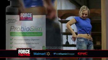 Force Factor Probio Slim TV Spot, 'Promotes Healthy Digestion'