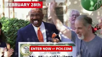 Publishers Clearing House TV Spot, '$5,000 a Week: What Are You Waiting For?' Featuring Steve Harvey