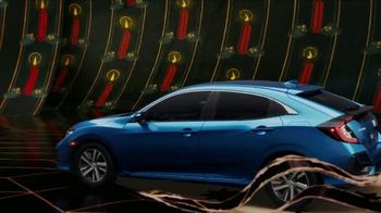 Happy Honda Days TV Spot, 'Unwrap the Joy: Civic and Accord' Song by Earth, Wind and Fire [T2] - Thumbnail 3