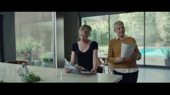 Amazon Echo Super Bowl 2020 Teaser, 'Temperature' Featuring Ellen DeGeneres, Portia de Rossi - Thumbnail 3