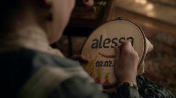 Amazon Echo Super Bowl 2020 Teaser, 'Alessa'