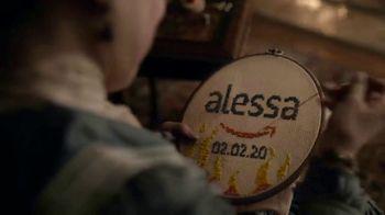 Amazon Echo Super Bowl 2020 Teaser, 'Alessa' - Thumbnail 2